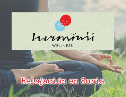 Relajación en Soria