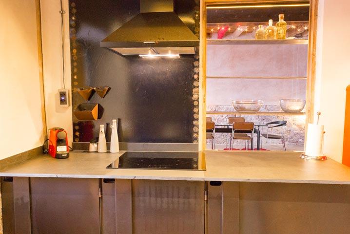 La Abacería Cocina Vitrocerámica Grande