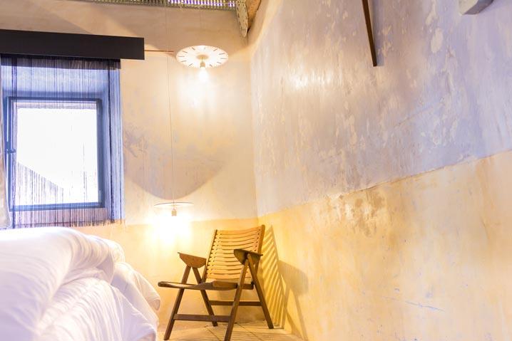 La Abacería Habitación Doble Interior Silla Grande