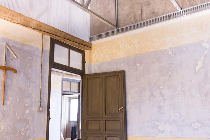 La Abacería Habitación Doble Interior Techos Grande